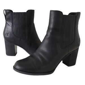 Timberland Atlantic Heights Chelsea boots black 10